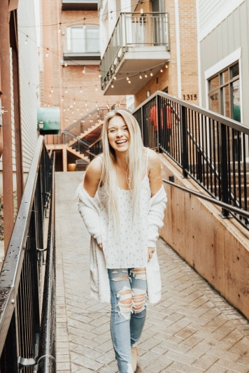 ALLEY LIGHTS & LAUGHTER